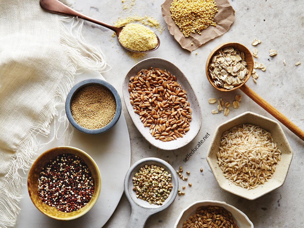 COOKING OF GRAINS
